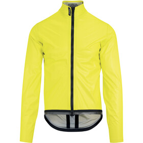 assos Equipe RS Evo Regnjakke, fluo yellow